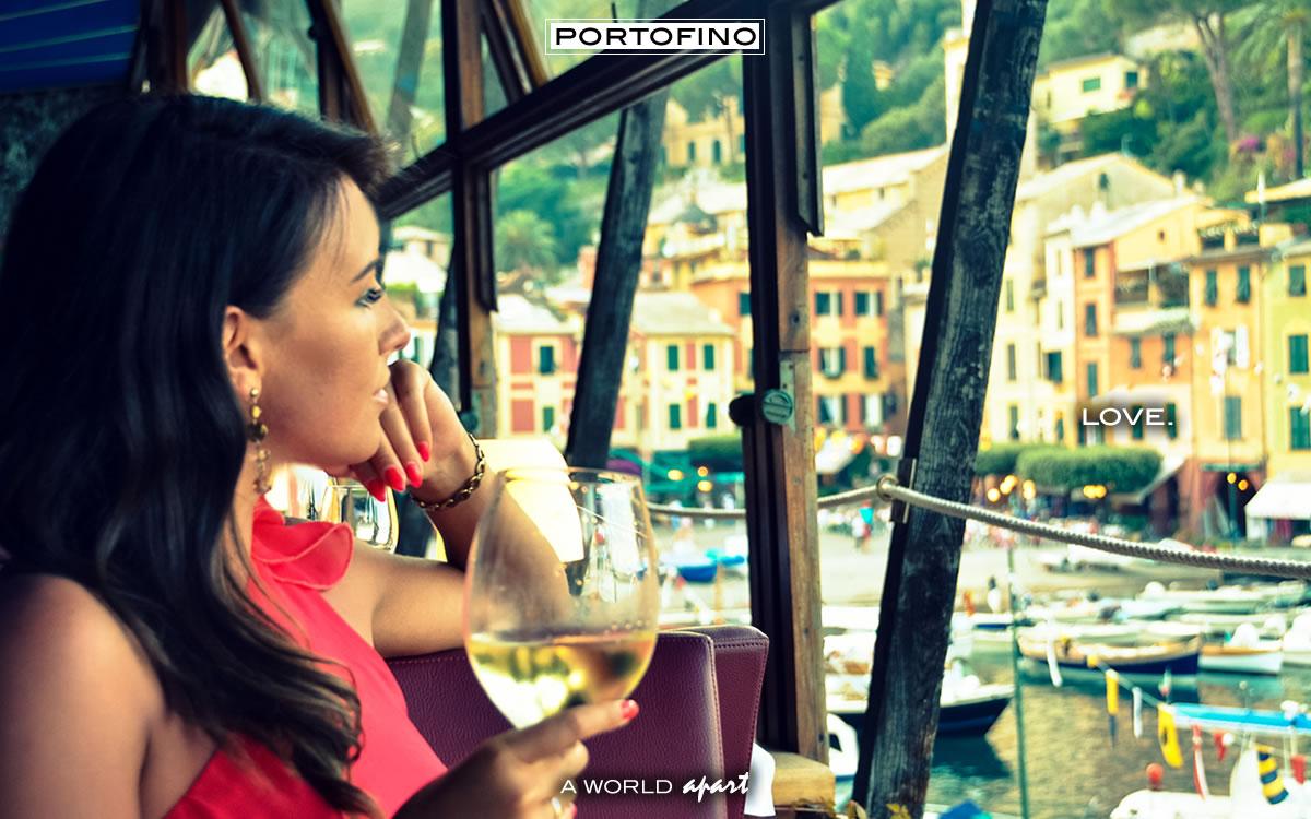Portofino Love Barbara Piazzetta di Portofino