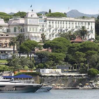 grand hotel imperiale santa margherita
