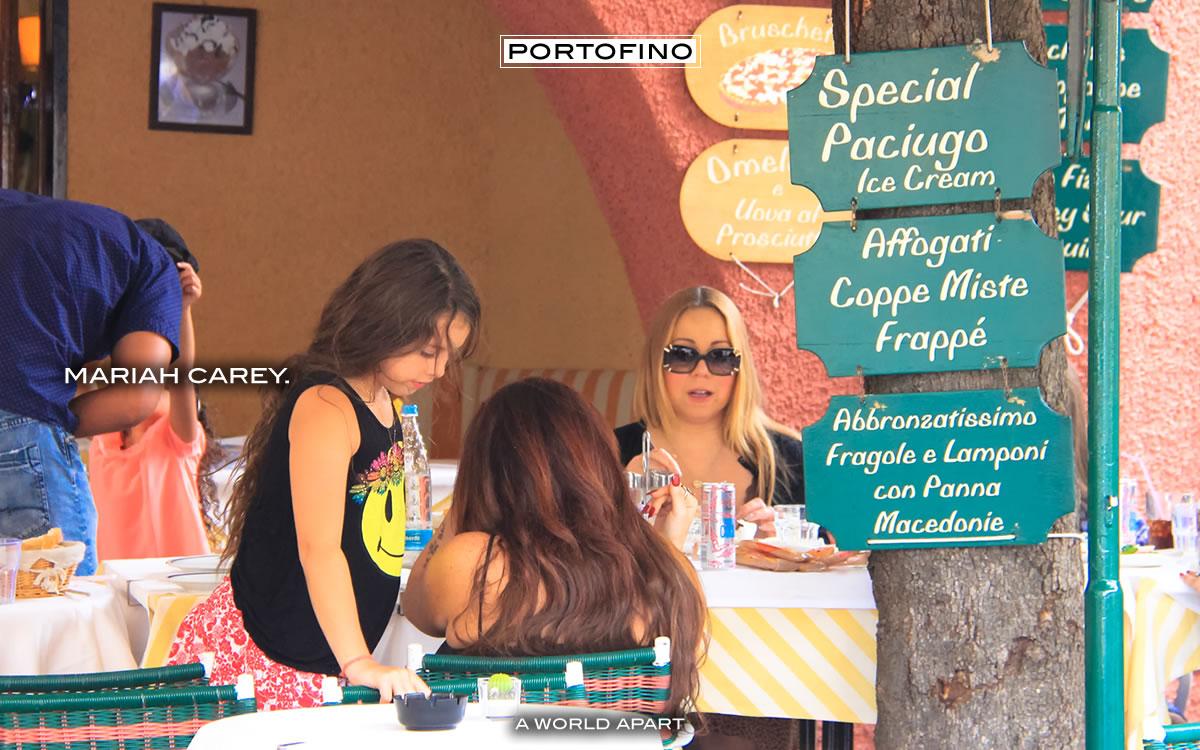 Portofino Mariah Carey Via Roma