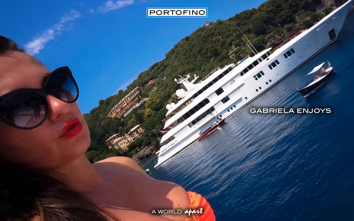 Portofino Gabriela Baia Cannone Portofino Italy