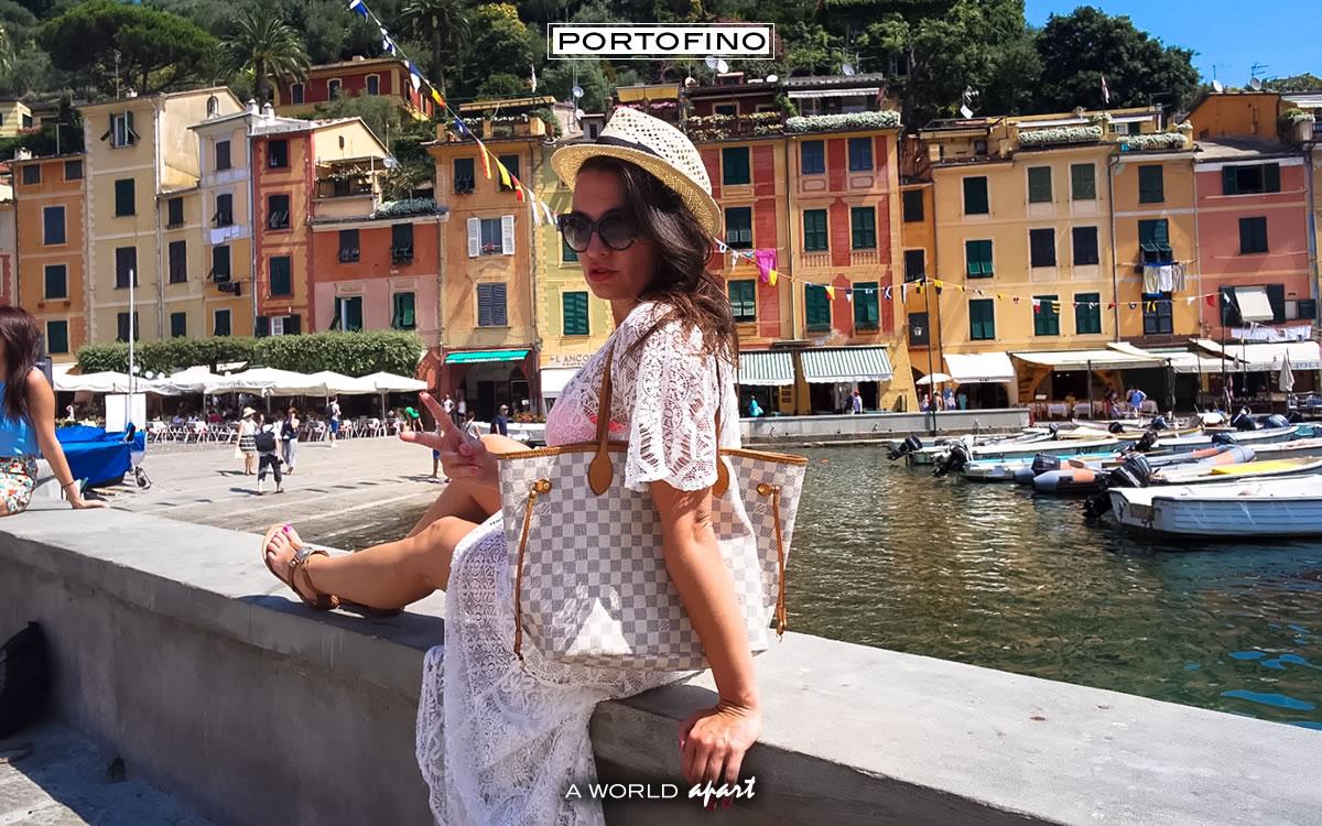 Portofino Gabriela Piazzetta Portofino is Love