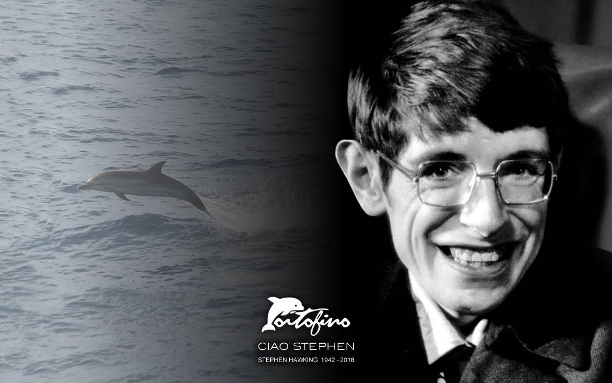 Portofino Stephen Hawking