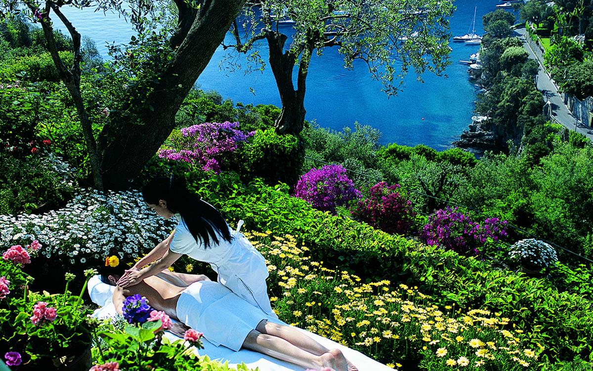 splendido portofino massage spa