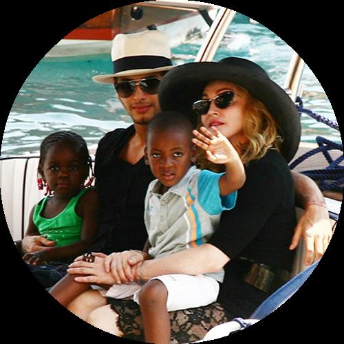 Madonna in Portofino Italy