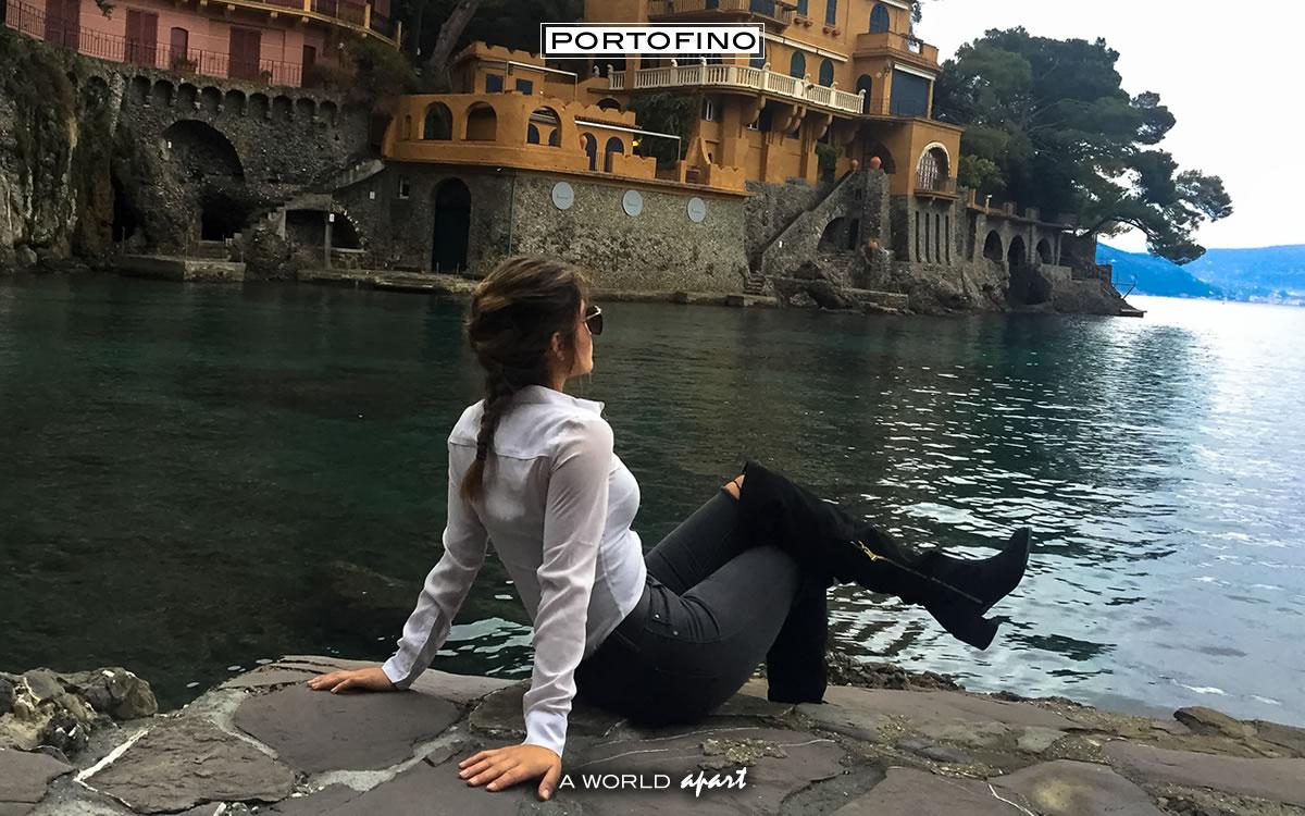 Portofino Roxanne Dreams in Baia Cannone