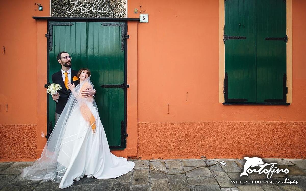 Portofino Wedding in Molo Umberto I