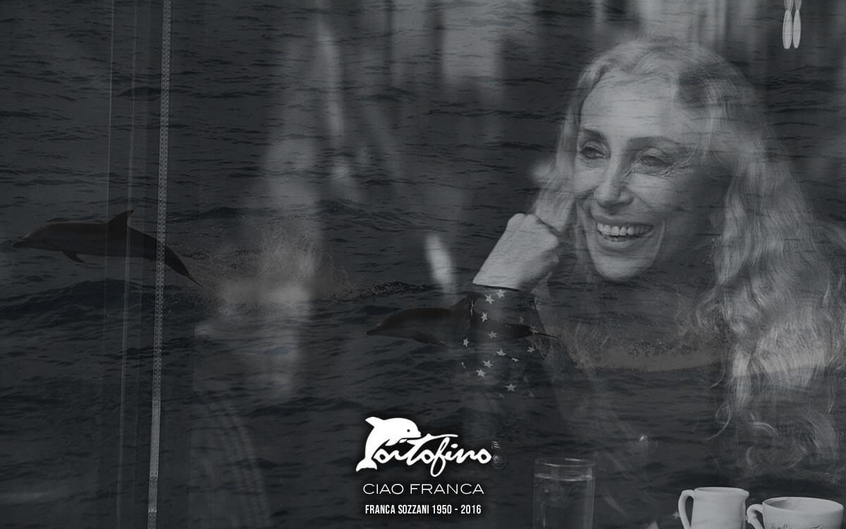 Portofino: L'addio a Franca Sozzani