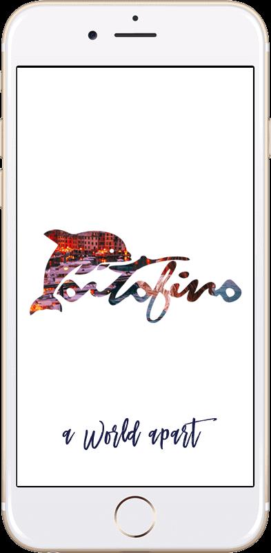 Portofino App Launch Page