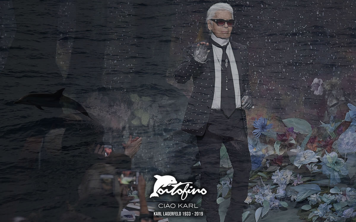 Ciao Karl Lagerfeld