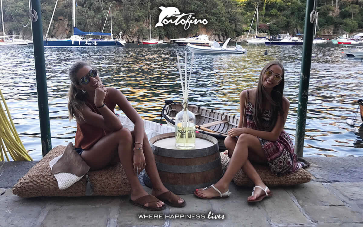 Portofino, where happiness lives! Calata Marconi