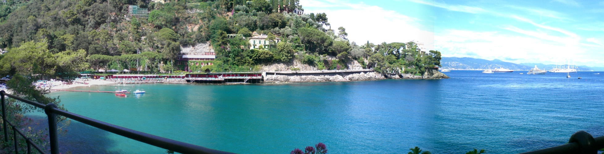 Paraggi - Ignasca Bay