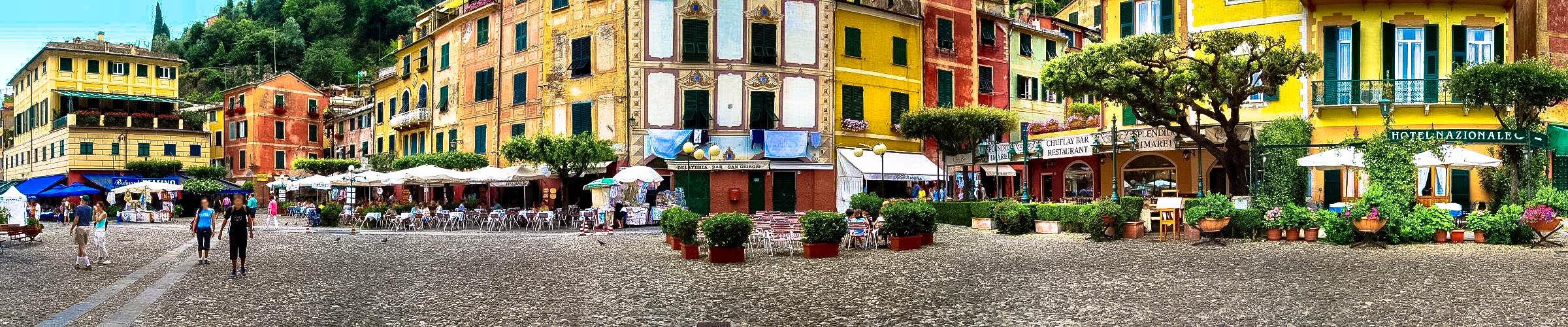 Portofino Piazzetta